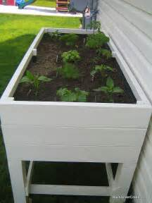 gardening project build a diy vegetable planter