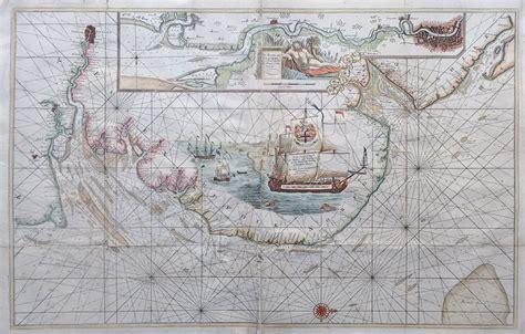 thames river nautical chart antique sea chart river thames greenville collins