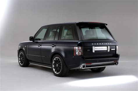 land rover overfinch overfinch holland holland range rover
