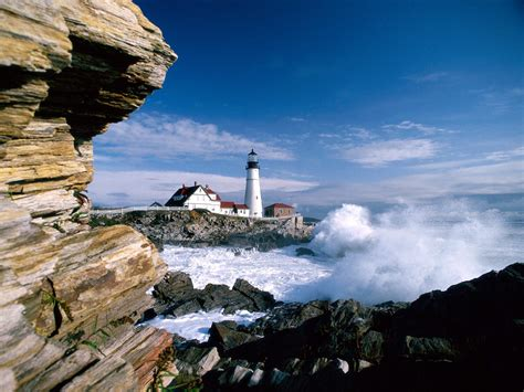 portland maine portland lighthouse maine picture portland lighthouse maine photo portland