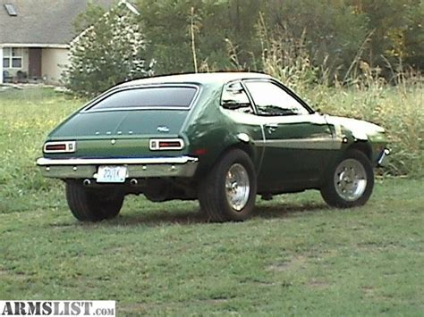 armslist for sale 1975 v8 pinto