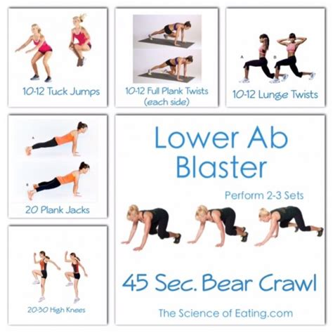 abcore workouts