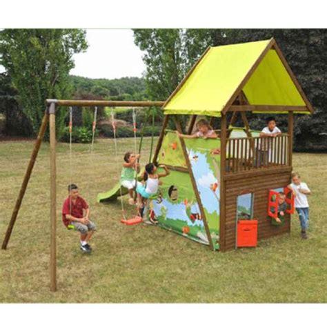 altalene e scivoli da giardino parco giochi per bambini mahori con altalene scivolo e