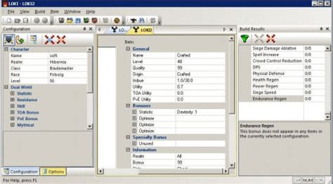loki2 software informer a spellcrafting aid for