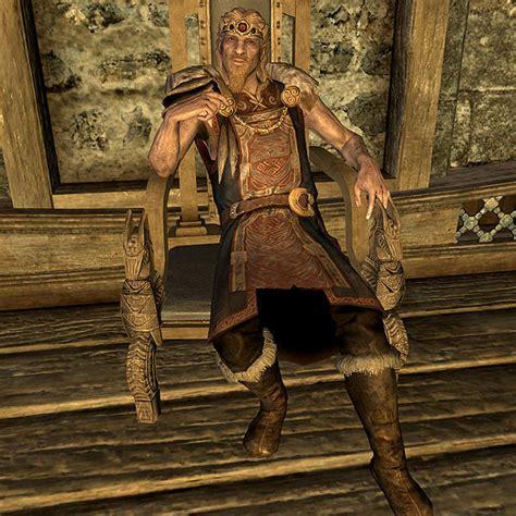 Jar L by Favourite Jarl Poll Results Elder Scrolls V Skyrim