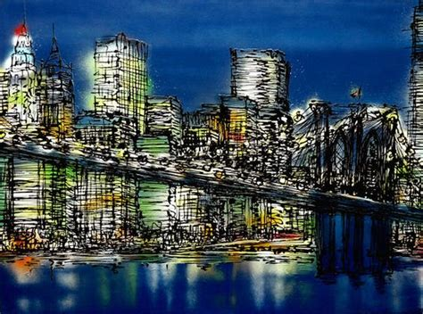 paint nite manhattan manhattan and canvases on