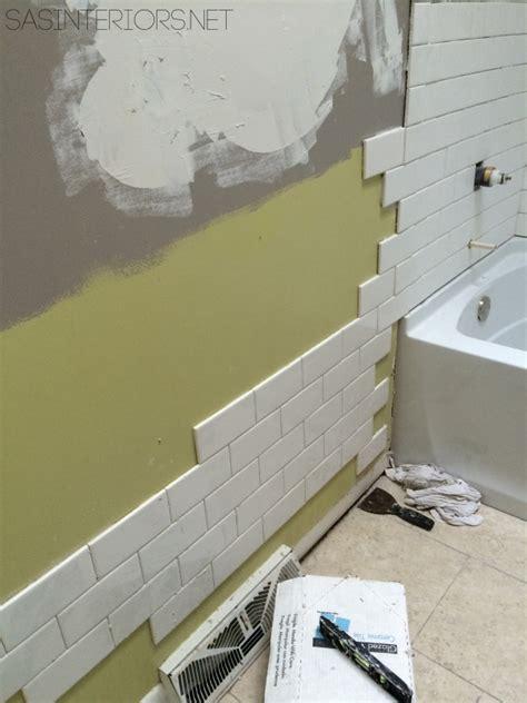 bathroom grouting tips bathroom makeover diy tips tricks on how to tile