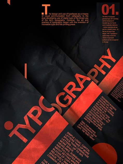 design poster type 50 inspirational typographic poster designs inspired