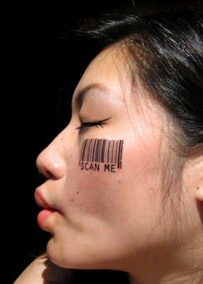 barcode tattoo fiction daybreak fiction barcode babes v2 daybreak magazine