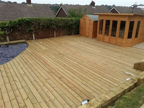 Patio Furniture Ebay Timber Decking Supplies Branch Bros Deeping And Bourne