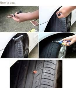 Tubeless Truck Tire Repair Kit Coido Car Auto Tubeless Tire Tyre Puncture Repair Kit