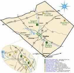 berks county parks map