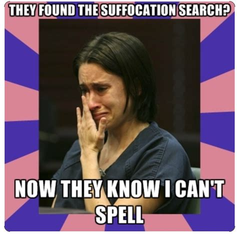 Casey Anthony Meme - casey anthony back in news due to google search