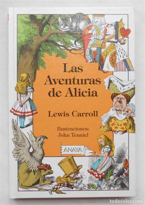 las aventuras de alicia las aventuras de alicia lewis carroll editori comprar en todocoleccion 74989783