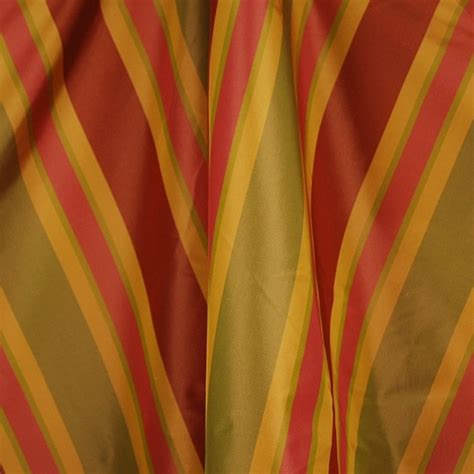 taffeta drapery fabric solon terra cotta silk taffeta fabric traditional