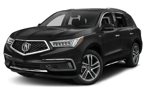 suv acura 2017 acura mdx sport hybrid price photos reviews