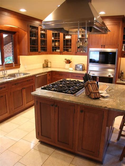 Kitchen Island Cooktop by Kitchen Island Cooktop Houzz