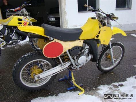 1985 Suzuki Rm 250 1985 Suzuki Rm 250 2 Stroke Cross Bj 1985 Top