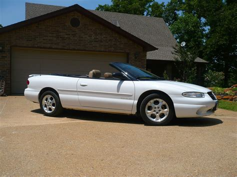 how to learn about cars 2000 chrysler sebring engine control 2000 chrysler sebring photos informations articles