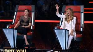 the voice australia jessie j delta goodrem and benji delta goodrem s voice australia rivalry with jessie j