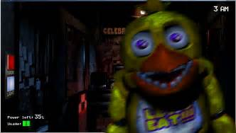 Chica s new jumpscare by fazboggle on deviantart