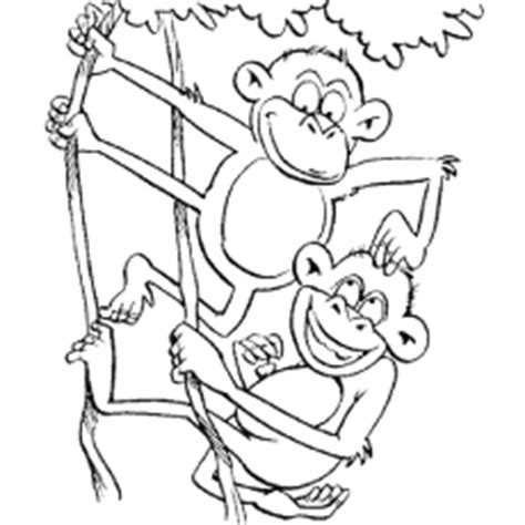 silly monkey coloring pages top 25 free ᗛ printable printable monkey coloring pages
