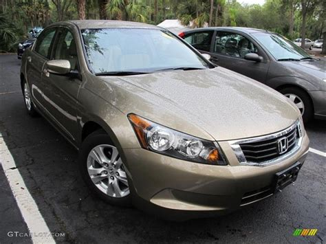 2009 bold beige metallic honda accord lx p sedan 55956326 gtcarlot car color galleries