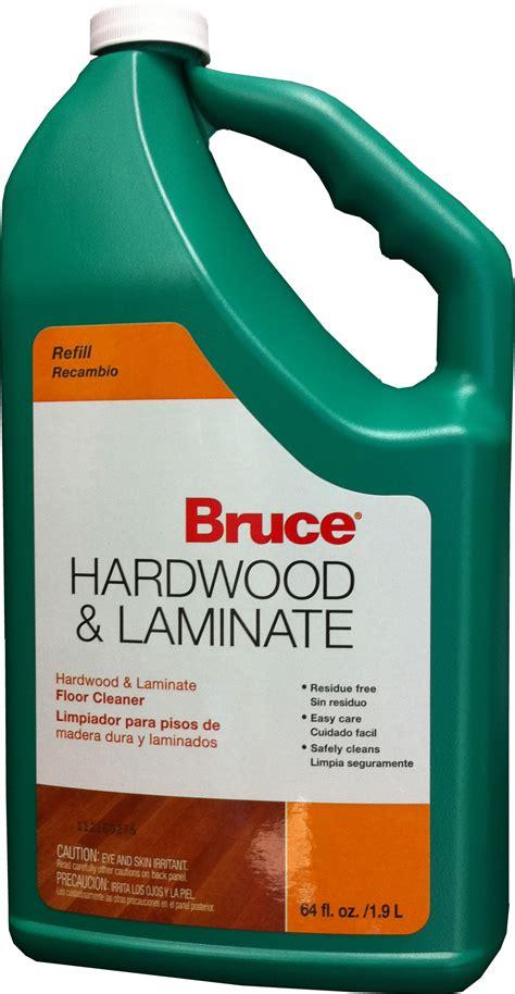bruce 64oz nowax hardwood laminate floor cleaner refill ebay