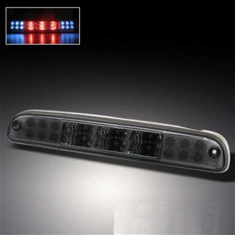 2003 ford ranger led lights ford ranger 1995 2003 smoked led third brake light