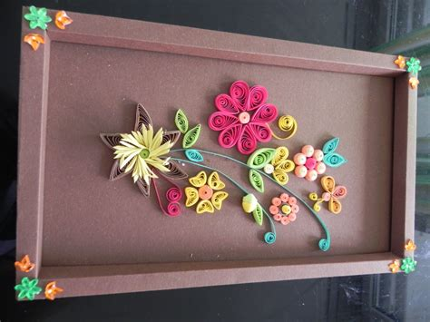 How To Make Paper Quilling Frames - smilingarts september 2011