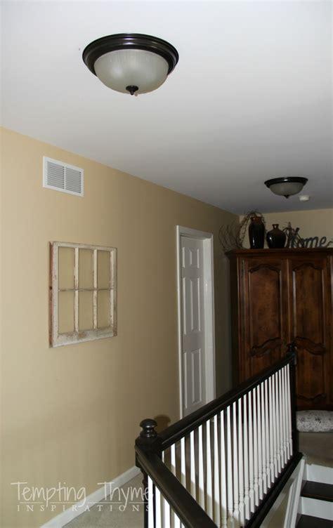 Updating Even More Brass Light Fixtures Using Spray Paint Spray Painting Brass Light Fixtures