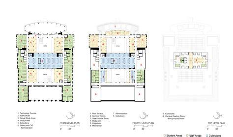 ohio university floor plans william oxley thompson memorial library ohio state