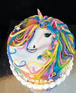 foto 45 46 einhorn torte
