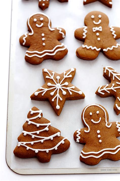 Decorating Gingerbread Cookies by Gingerbread Cookies Gimme Some Oven