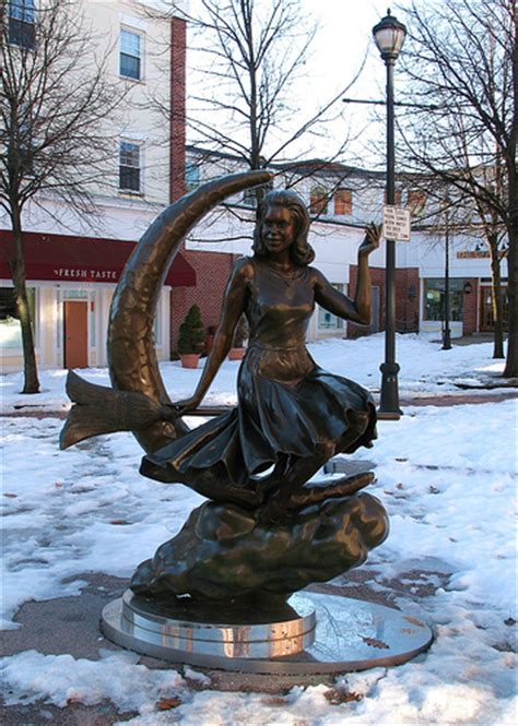 bewitched house flickr photo sharing bewitched statue in salem flickr photo sharing