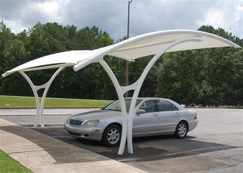 car park shade ports shade sail