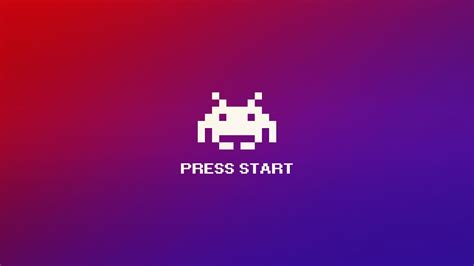 press on wallpaper style wallpaers press start purple style wallpapers press