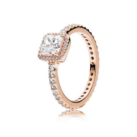 pandora rose timeless elegance cz ring 180947cz ben