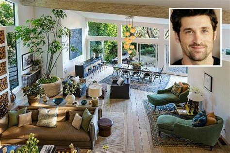 patrick dempsey house patrick dempsey selling his quot tin house quot in malibu hooked on houses