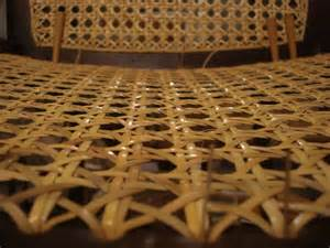 Upholstery Arts Is All Chair Seat Weaving Called Quot Caning Quot