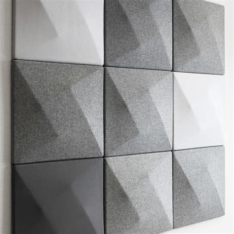Modern Sound Absorbing Panels   modern design by