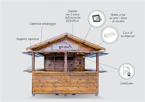 vendita cassette di legno noleggio casette in legno per mercatini eventi feste sagre