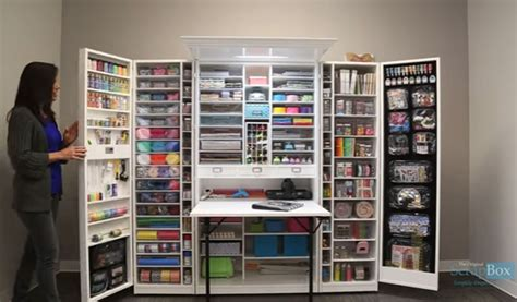 The Ultimate Craft Book For 365 Things To Do - the ultimate craft station cabinet awesome stuff 365