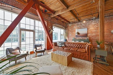 brick loft brick loft situated in san francisco designed by melissa