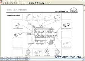 service cd repair manual order