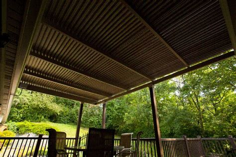 Automatic Patio Cover by Automatic Patio Cover Prvacy Screens Shutters Photo