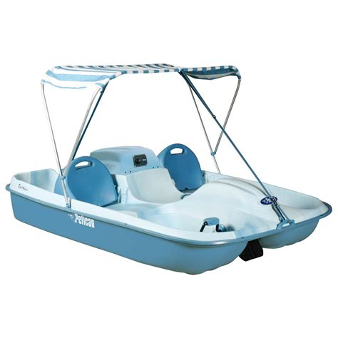 pelican inflatable boats pelican rainbow e pedal boat 183746 small craft