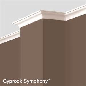 Gyprock Cornice gyprock csr 75mm x 4 8m symphony plaster cornice bunnings warehouse