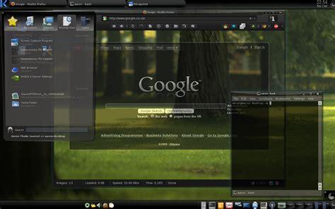 desktop themes kubuntu 7th july kubuntu desktop by oiaaron on deviantart