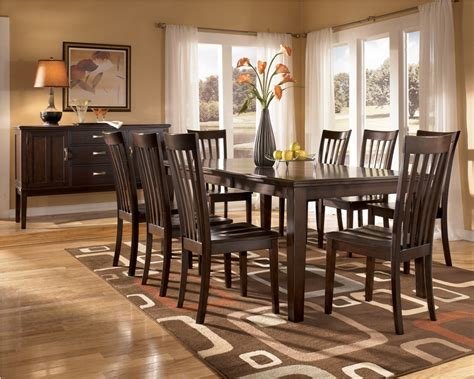 ashley dining room set dining room furniture simple home architecture design